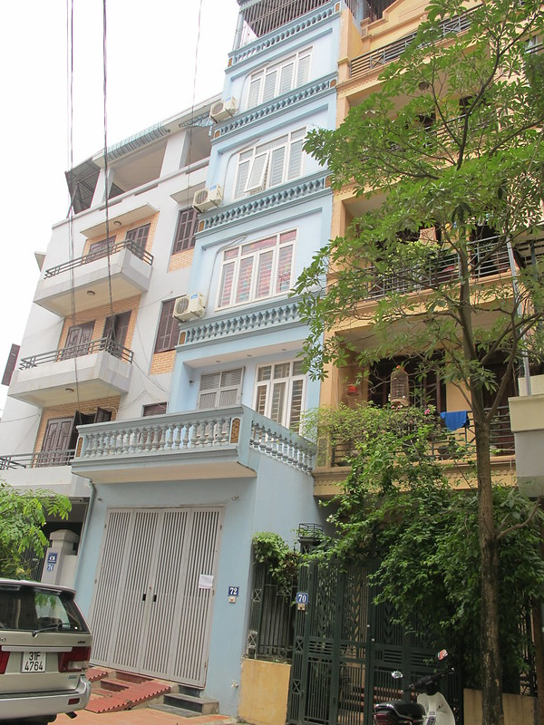 Volunteer Accommodation in Hanoi, Vietnam
