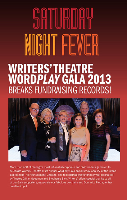 WordPlay Gala 2013 Breaks Fundraising Records!