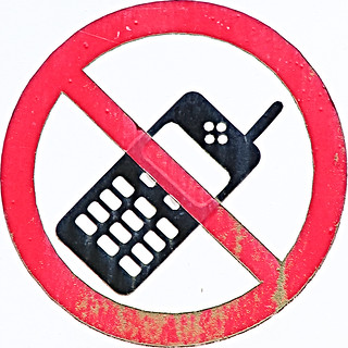 No Cell Phones 1