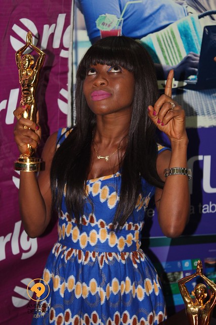 8728600195 92ee076cdc z Photos: Funny Face, Rahim Banda and other winners finally get their Ghana Movie Awards statuettes