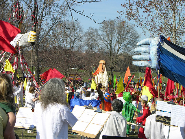 MayDay 2013 ceremony finale