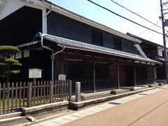 Tsuchiyama-juku honjin site