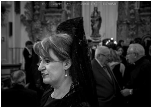Ana y la Virgen del Buen Suceso by Sansa - Factor Humano