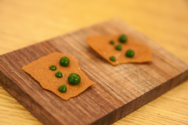 Dried scallop with dill, Aska