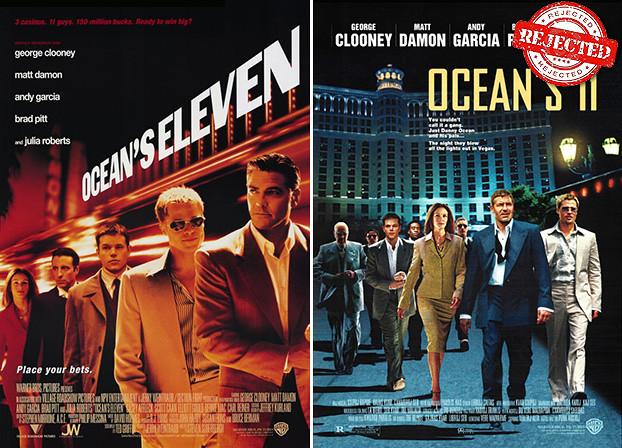 Onze Homens e Um Segredo (2001) - James Verdesoto e Vivek Mathur