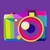 The new buddy icons for Flickr: Compact SLR