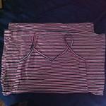 American Apparel striped spaghetti strap maxi from American Apparel in Roosevelt Field