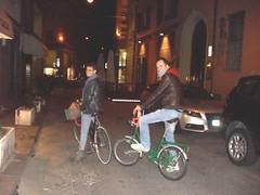 vale gian in bici