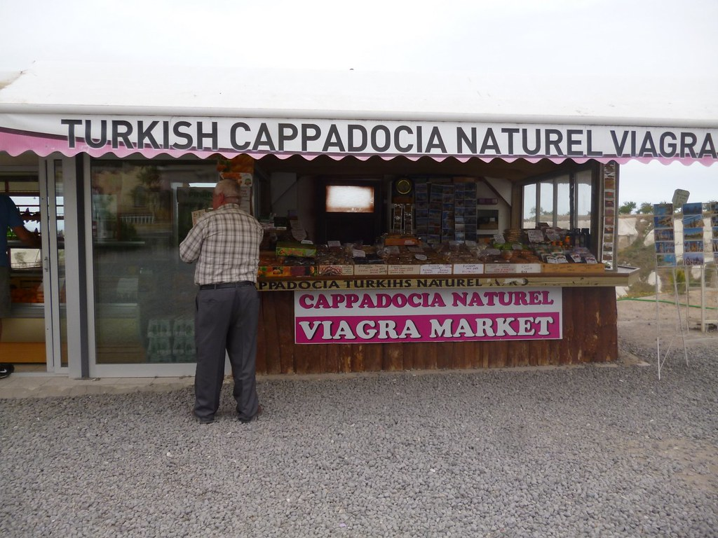 Naturel Viagra, anyone?