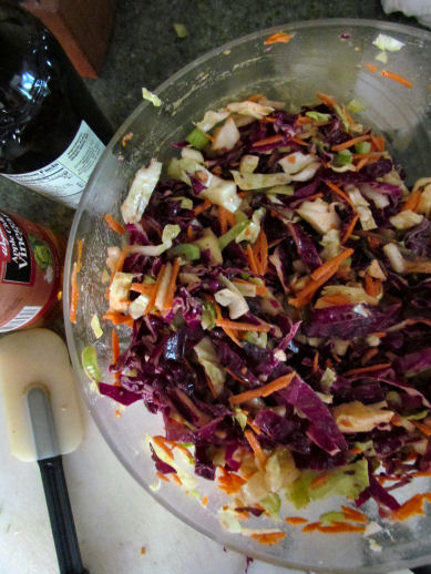 Coleslaw without Mayo