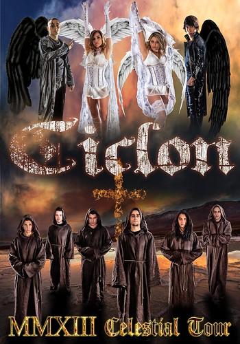 Grupo Ciclón 2013 - cartel