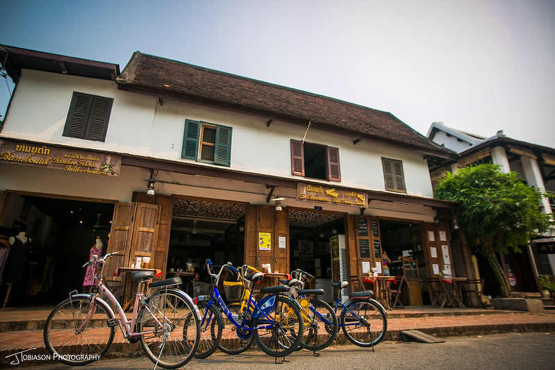 French Bakery Luang Prabang