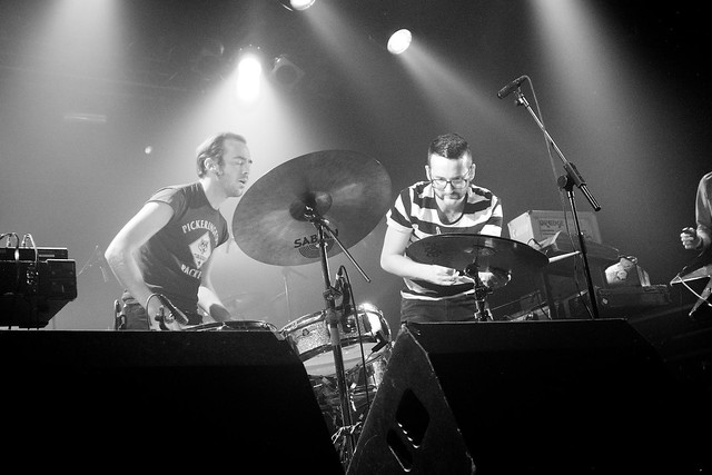 Teeth of the Sea supporting Goat at the Electric Ballroom