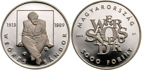 Hungary Sándor Weöres