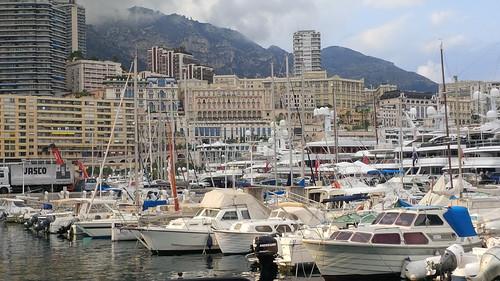 monaco monte carlo harbour port marina
