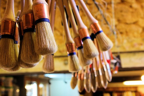 Brushes hanging_8402