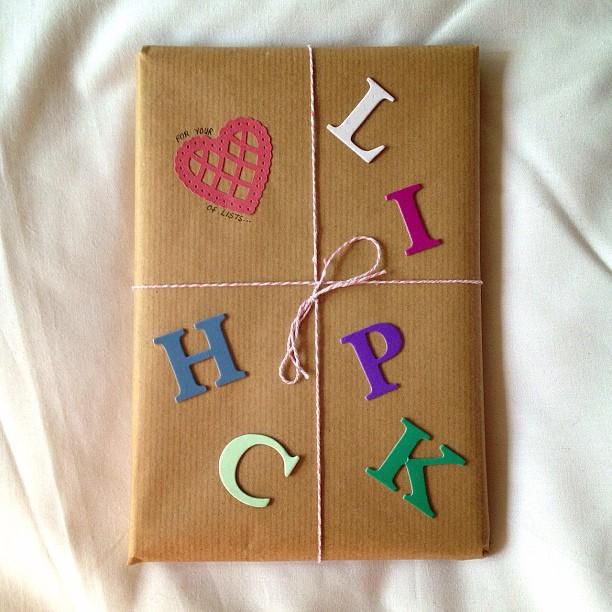 #packaging #parcel #present #alphabet #heart #love