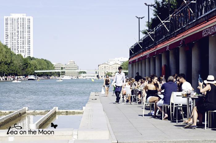 Paris plages Parc de la Villette 01