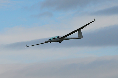 Glider (I am in It), Ulster Gliding Centre