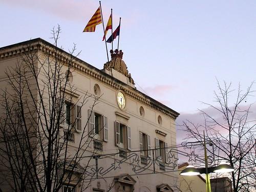 L'ajuntament de Mataró