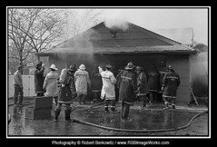 1973-04 - Fire, Bentley Road, Plainview, NY