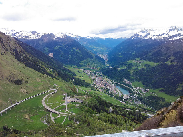 view from the st gotthard pass flickr photo sharing. Black Bedroom Furniture Sets. Home Design Ideas