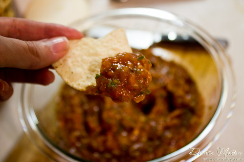 253: Homemade Salsa