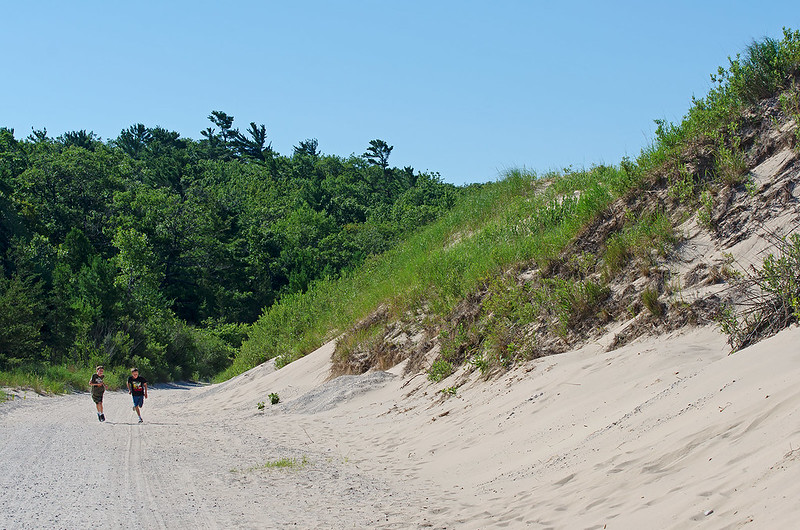 Big Sable Point Path