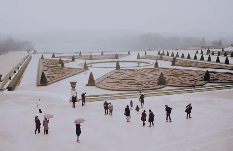 Versalles by Soledad Burgos