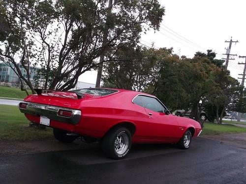auto red ford car sport torino spotted 1973 v8 spotting streetview carspotting july27 fordtorino 2013 autopaparazzi streetspotting torinosport fordtorinosport