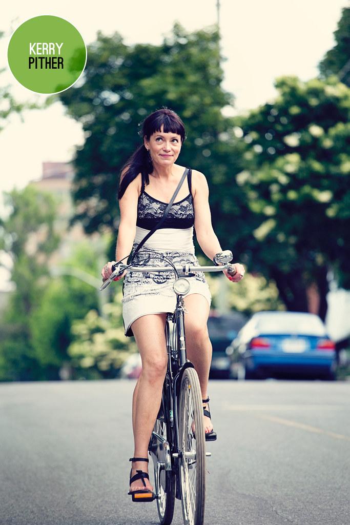 Kerry Pither - Ottawa Velo Vogue