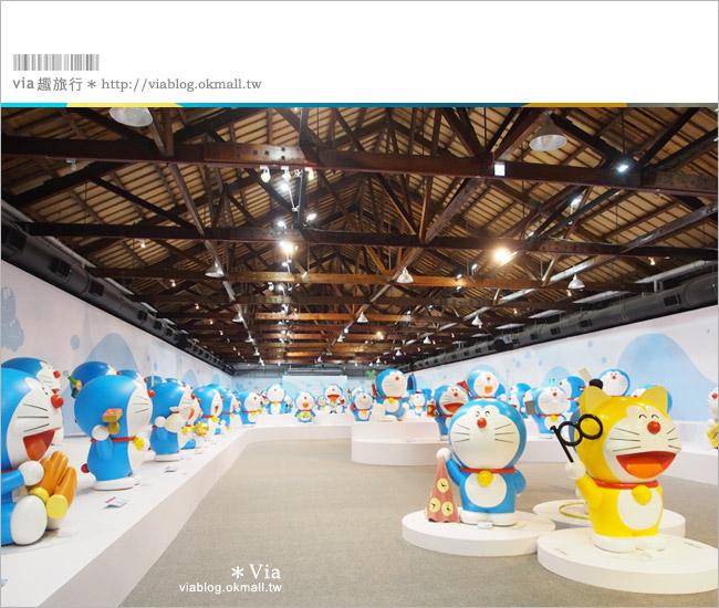 【高雄哆啦a夢展覽2013】來去高雄駁二藝術特區~找哆啦A夢旅行去!14