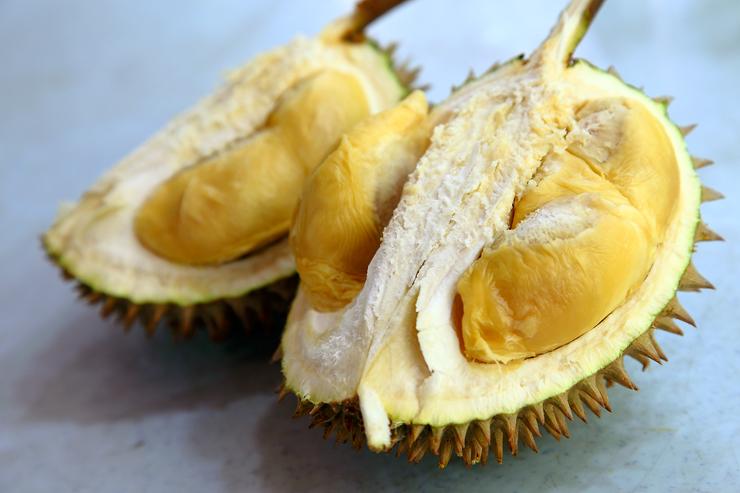 Kepong-durian buffet