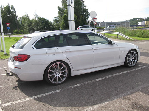 BMW 5 Series Touring M Sport F11