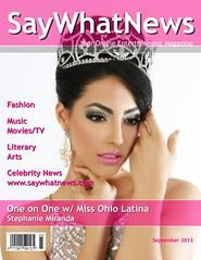 Miss Ohio Latina Stephanie Miranda