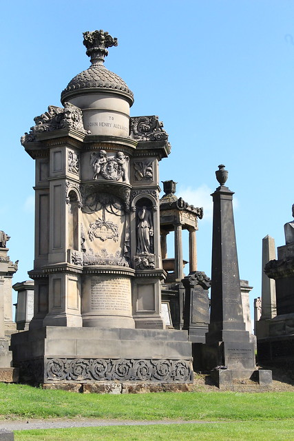 Necropolis - Glasgow, Scotland