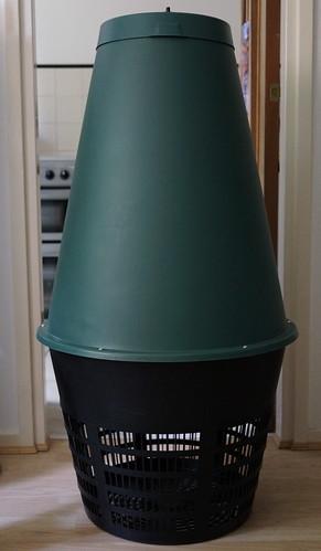 Assembled Green Cone