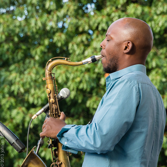 Marcus Strickland @ Central Jersey Jazz Festival