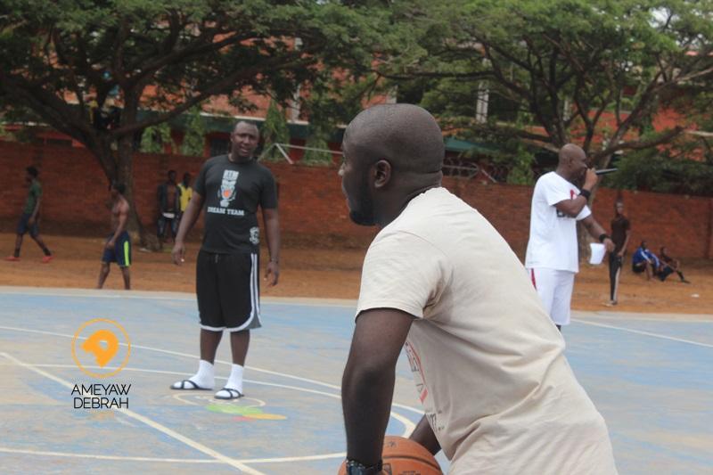Celebrity basketball