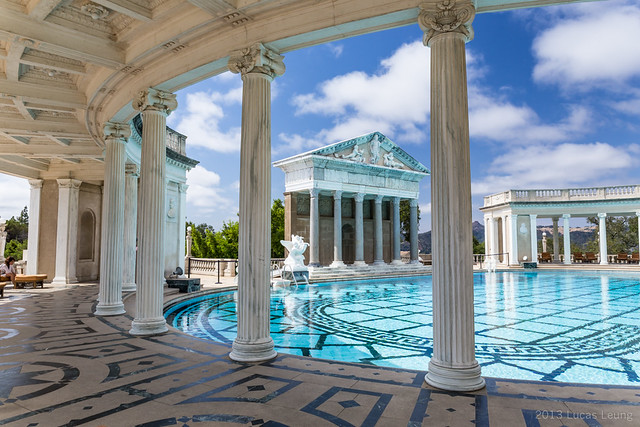 Hearst Castle Swimming Pool Flickr Photo Sharing