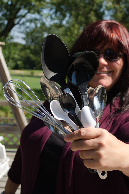 224 of 365 part 4: ALL THE SPOONS!