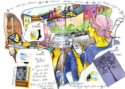 Bourgogne-covoiturage-June-Valerie-Emily