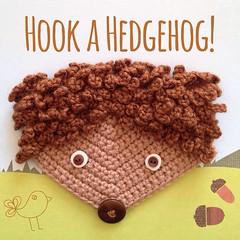 Another version of my foxy purse in Issue 10 of #SimplyCrochet_ http://wp.me/pmrpN-9Z #crochet #handmadeinbristol #RhonnaFarrer