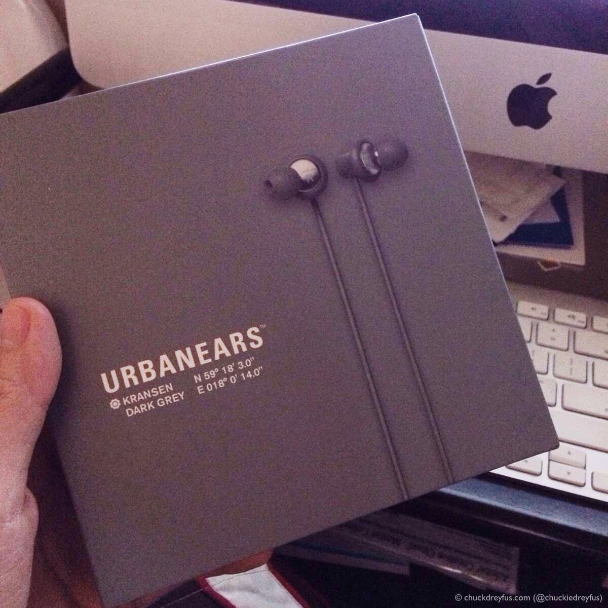 The URBANEARS Kransen