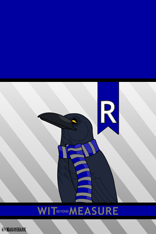 Ravenclaw Iphone  Plus Case
