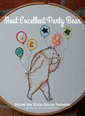 Most Excellent Party Bear!