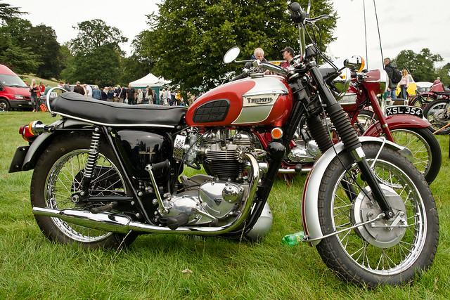 Triumph Bonneville T120 (1968)