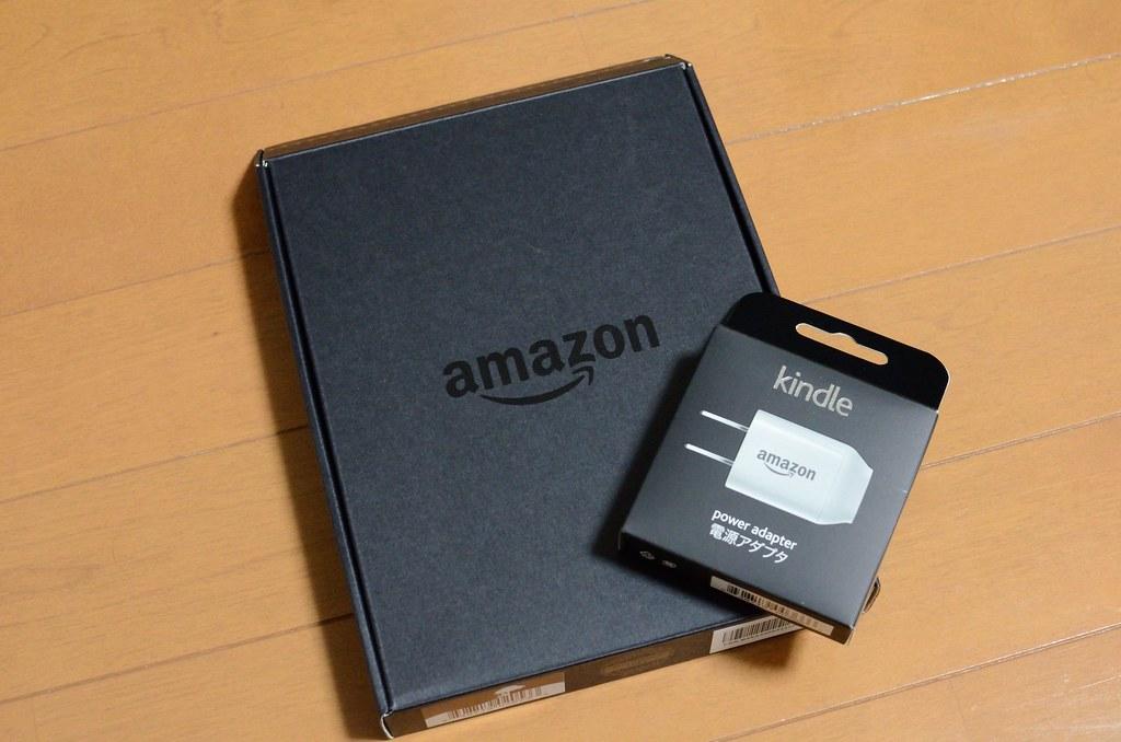 Kindle Paperwhite 2013年モデル
