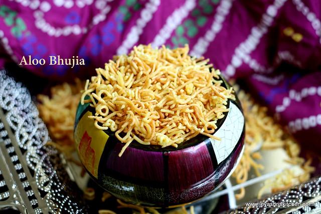 Aloo - Bhujia