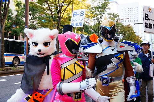 Kawasaki Halloween Parade 2013 63